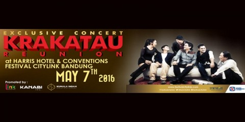 Exclusive Concert Krakatau Reunion