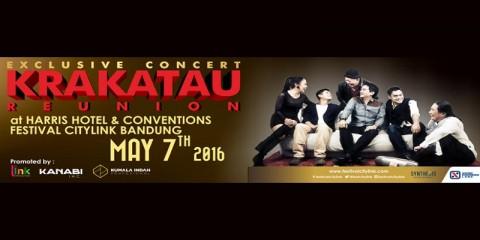 Exclusive Concert Krakatau Reunion
