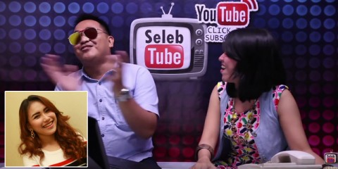 JALINAN CINTA AYU TING TING (SELEB REVIEW)