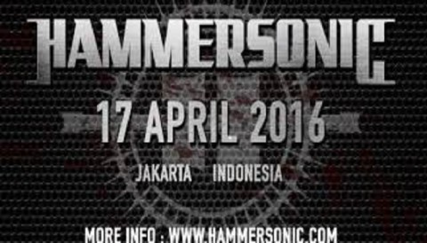 Hammersonic 2016 – Line Up Hammersonic 2016