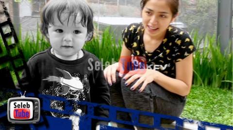 El Barack Alexander, Anak Jessica Iskandar Lucu dan Menggemaskan
