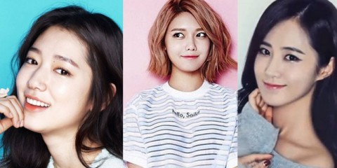 PARK SHIN HYE LULUS BARENG SOOYOUNG DAN YURI GIRL'S GENERATION'S