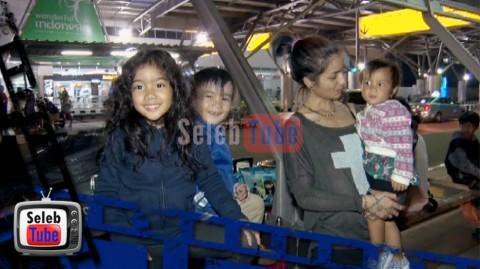 [Eksklusif] Sheila Marcia Tidak Mungkin Telantarkan anak-anaknya