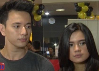 Audy Marissa-Billy Davidson