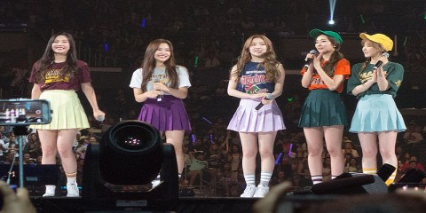 RED VELVET AKAN COMEBACK DI BULAN SEPTEMBER