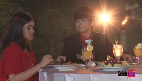 OMG !! ANGGA ALDI NGAKU GEMETARAN DINNER ROMANTIS BARENG NABILA