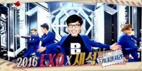 WOW..YOO JAE SUK AKAN BERGABUNG DENGAN EXO