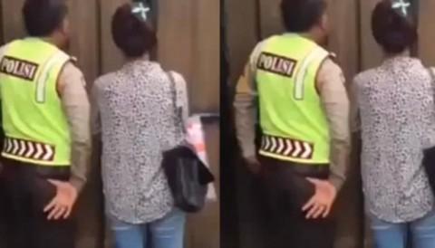 [VIDEO] TSANIA MARWAH BAWA POLISI KE RUMAH ATALARIK SYAH