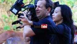 LIVI ZHENG PADUKAN BUDAYA INDONESIA DALAM FILM TERBARUNYA