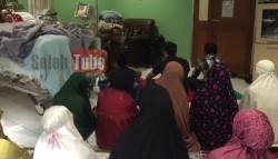 [VIDEO] JUPE TERTIDUR PULAS di PENGAJIAN ULANG TAHUN MAMA