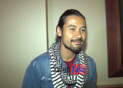 Chico Jericho rela rambutnya dibotakin demi nazar kesuksesn film 'Filosofi Kopi'