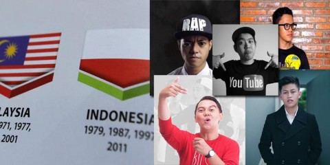 "Bendera Indonesia Terbalik di SEA GAMES 2017 ""Ini Kata Youtuber Indonesia"""