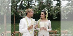 Foto: Resepsi Pernikahan Hamish Daud dan Raisa