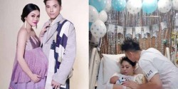 SIBUK SHOOTING, STEFAN WILLIAM TETAP RAJIN MANDIKAN SANG BABY